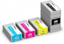 INK CARTRIDGE FOR EPSON C3500 COLOUR PRINTER