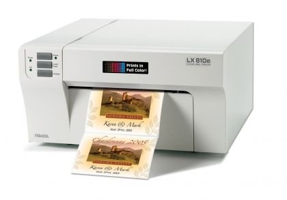 COLOUR LABEL PRINTER PRIMERA LX810e