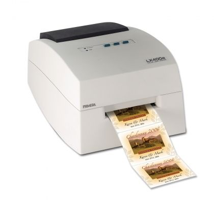 COLOUR LABEL PRINTER PRIMERA LX400e