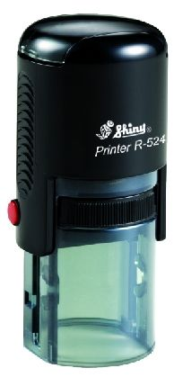 AUTOMATIC ROUND STAMP SHINY R-520