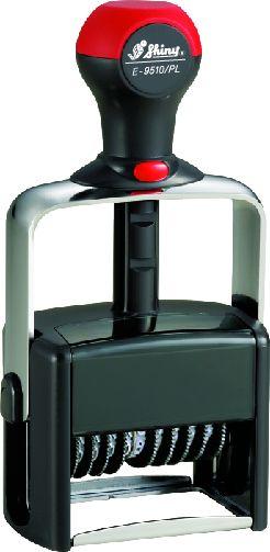 AUTOMATIC NUMERATOR STAMP SHINY E-9510 / 10 digits
