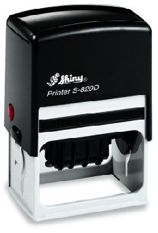 AUTOMATIC DATER SHINY S-828D