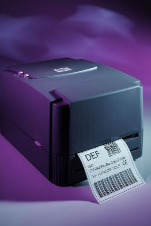 LABEL BARCODE PRINTER TSC TTP-243Pro
