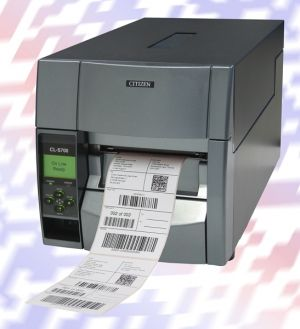 LABEL BARCODE PRINTER CITIZEN CL-S703