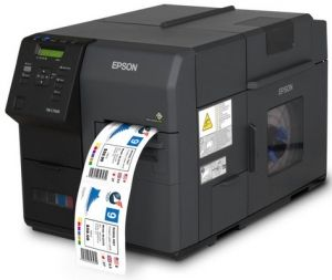 COLOUR LABEL PRINTER EPSON C3500