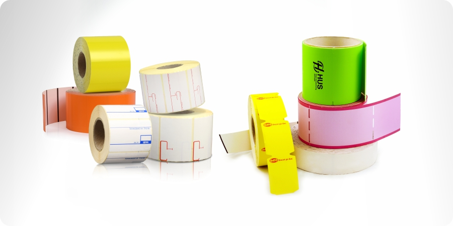 Direct-thermal labels