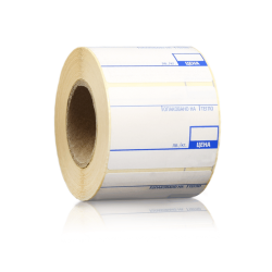 THERMAL SCALE LABELS 58x43 mm, 600 labels
