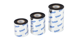 DNP R510 Thermal Transfer Resin ultra-durable flat-head ribbon
