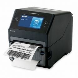 SATO CT4-LX SMART DESKTOP LABEL PRINTER