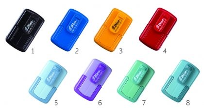 HANDY STAMP SHINY S-Q32 size 32x32 mm / ⌀ 32 mm