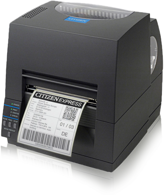 LABEL BARCODE PRINTER CITIZEN CL-S621