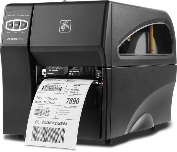 b1d044c1ca Label barcode desktop printer ZEBRA ZT220