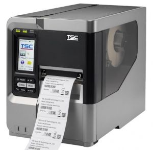 TSC MX240 LABEL BARCODE PRINTER