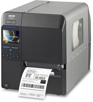LABEL BARCODE PRINTER SATO CL4NX, RFID READER