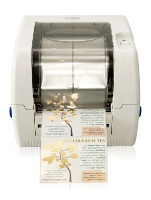 FOIL IMPRINTING SYSTEM FOR SHINY METALLIC GOLD AND SILVER LABELS PRIMERA FX400e