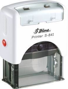 AUTOMATIC RECTANGULAR STAMP SHINY S-841