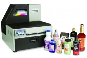 FULL COLOUR LABEL PRINTER AFINIA L801