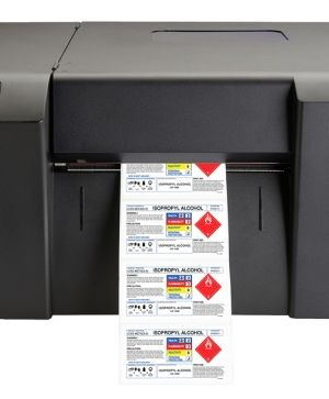Colour barcode label printers Primera