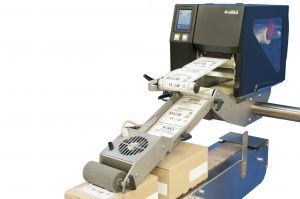 GODEX AG2000 PRINT AND APPLY SYSTEM