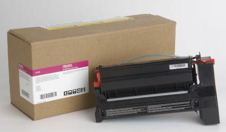 Cartridge toner for CX1200e colour printer
